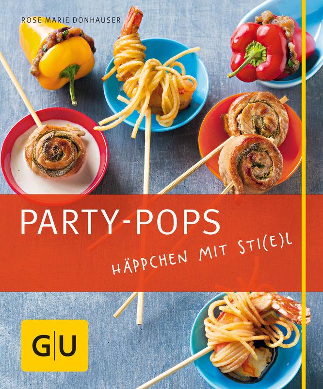Party Pops - Häppchen mit Sti(e)l