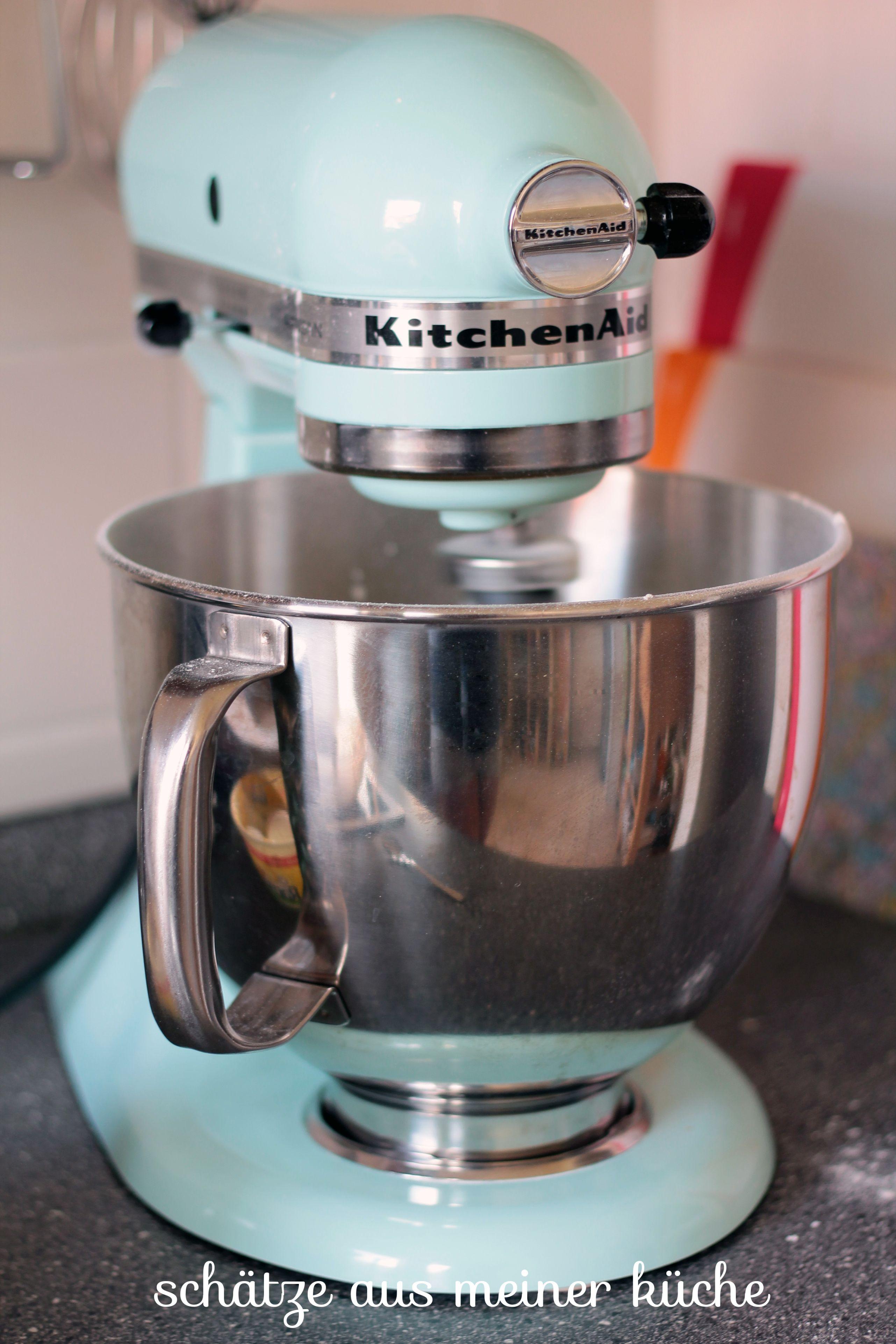 KitchenAid Eisblau Schätze aus meiner Küche