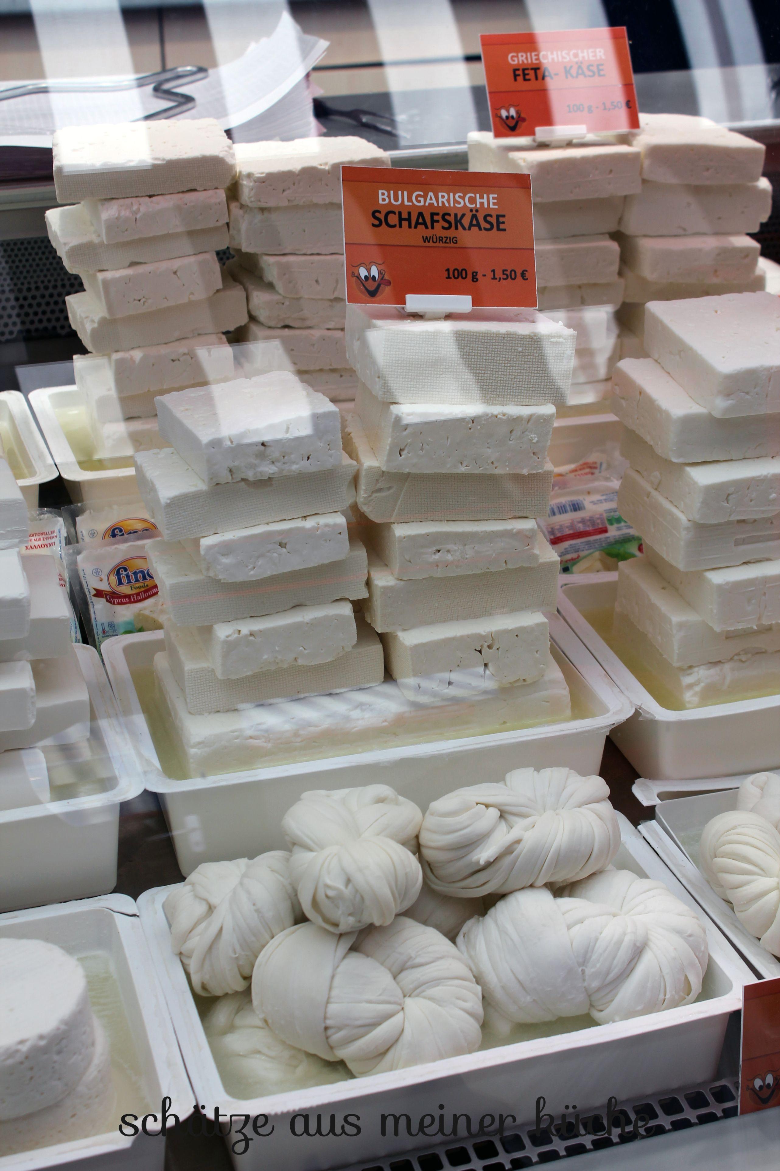 Käse Naschmarkt Wien