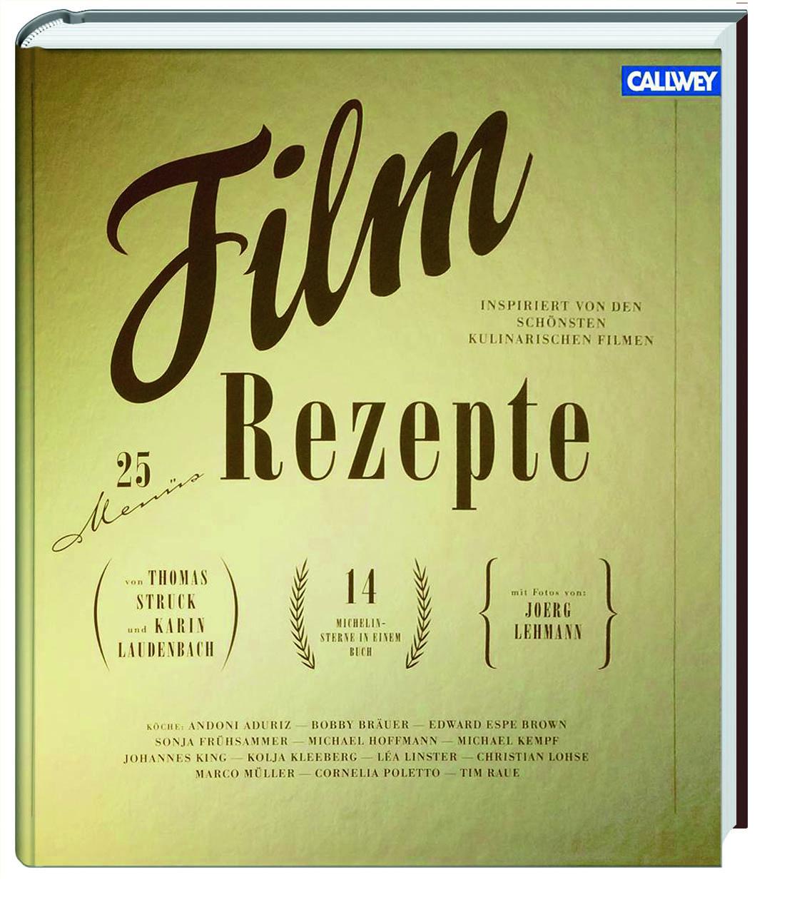 Filmrezepte Callwey Verlag