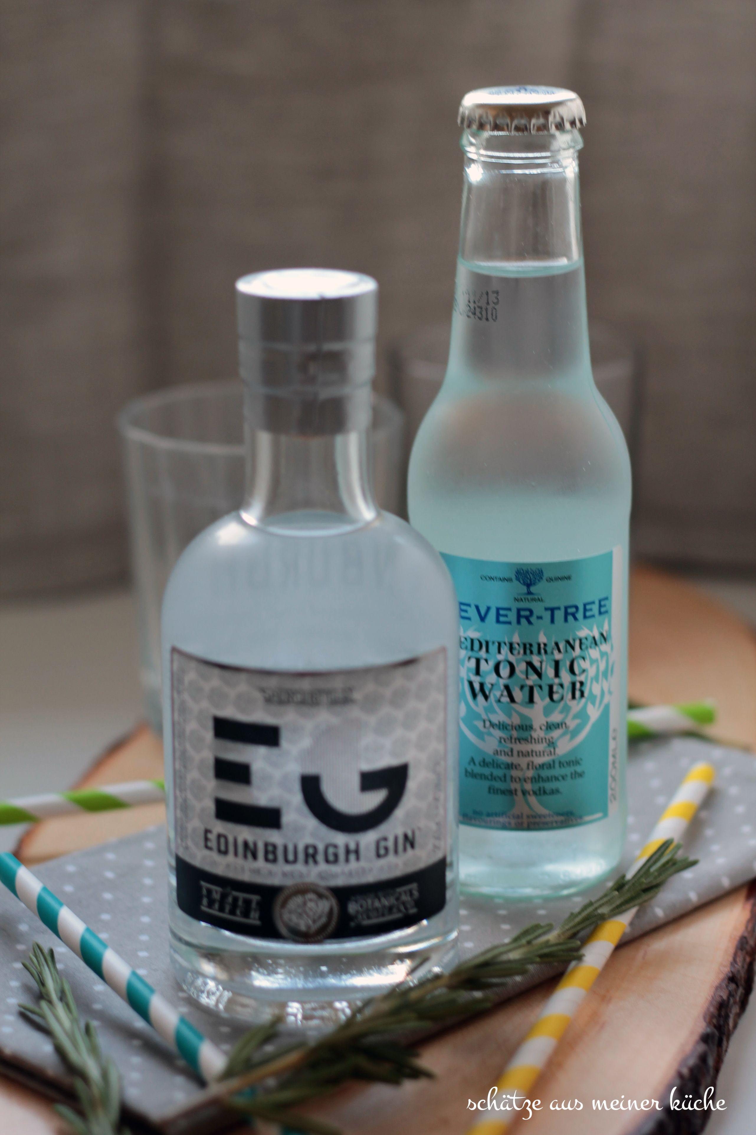 Gin Tonic Mediterranean