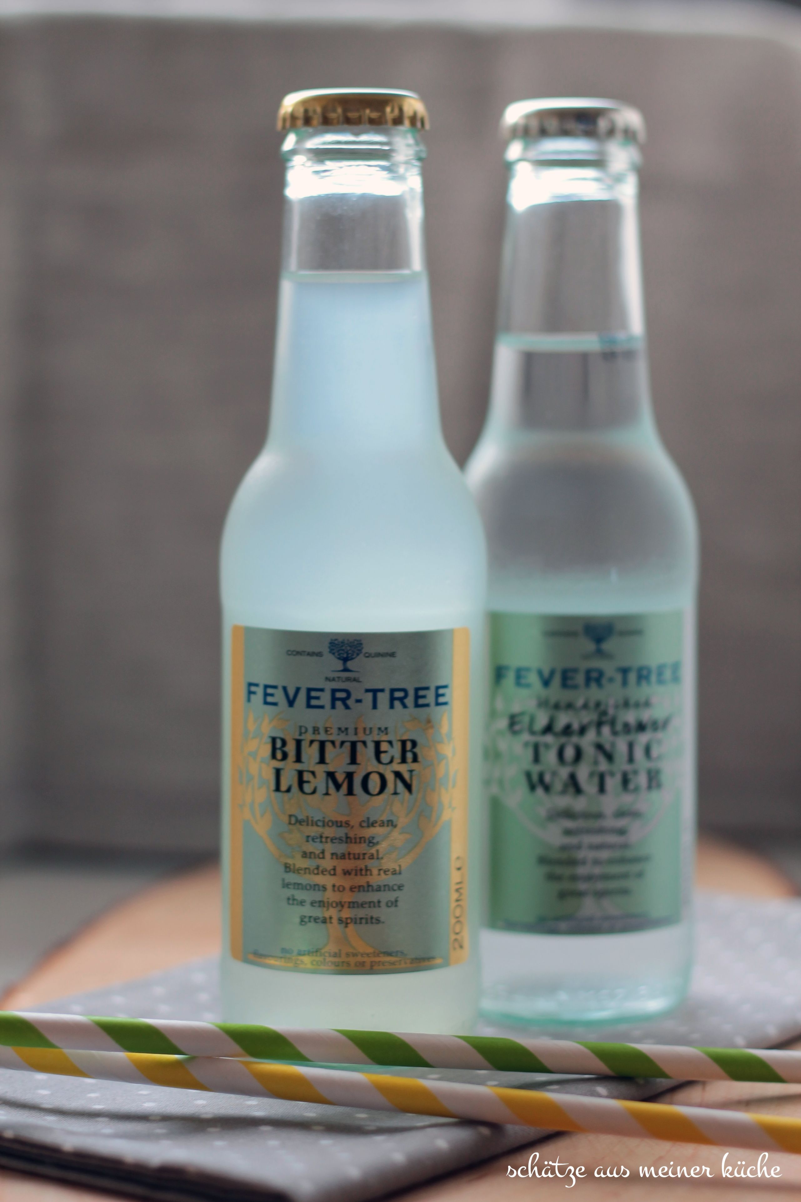 Tonic Water von Fevertree