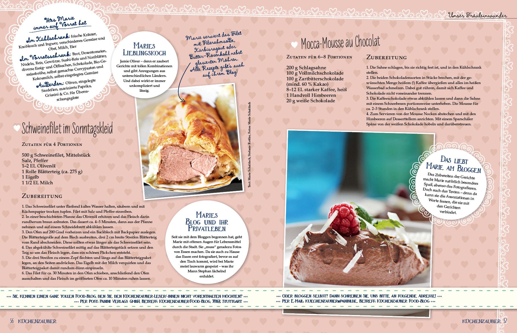 Schätze aus meiner Küche im Küchenzauber Foodmagazin
