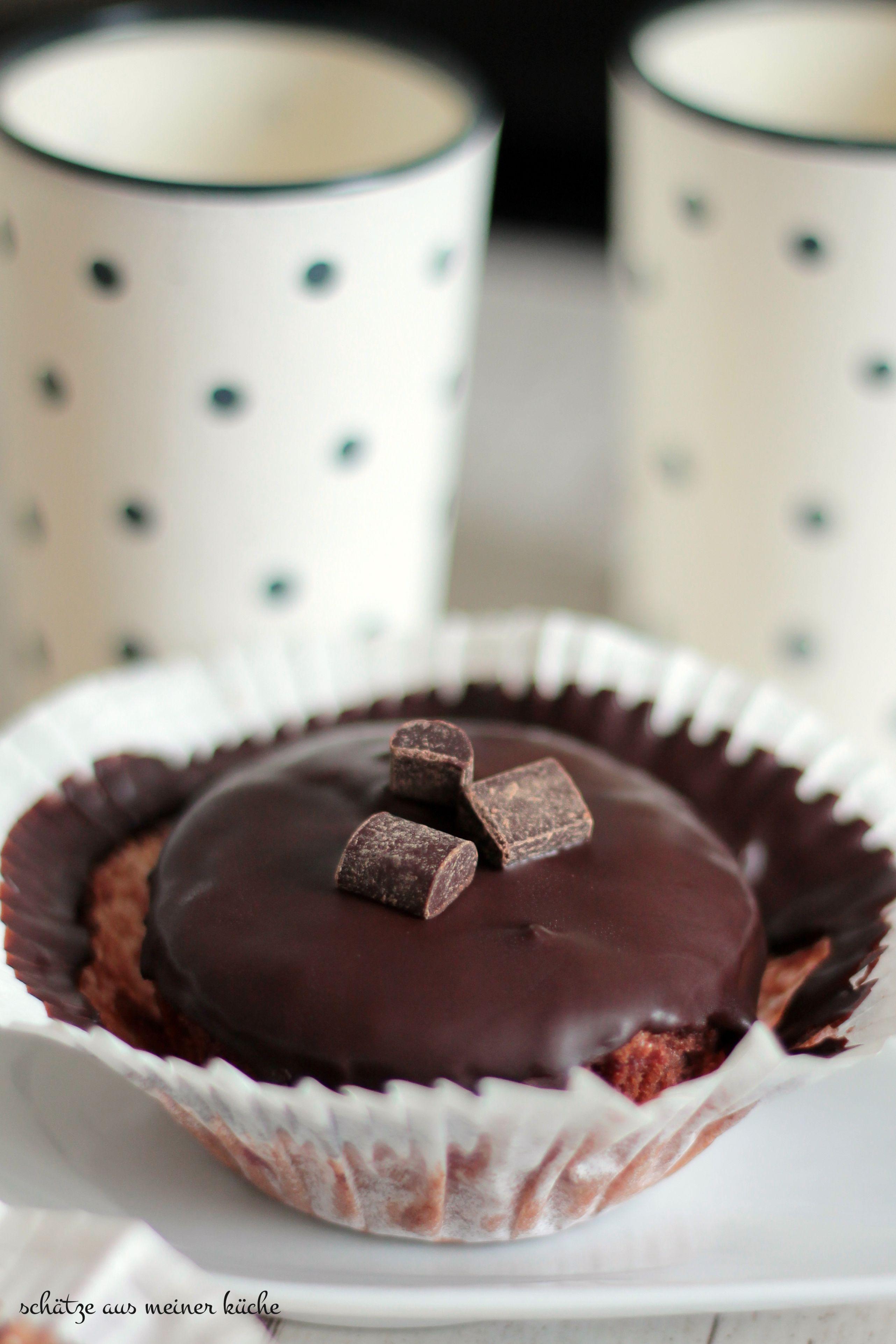 Winter-Schokoladen-Törtchen