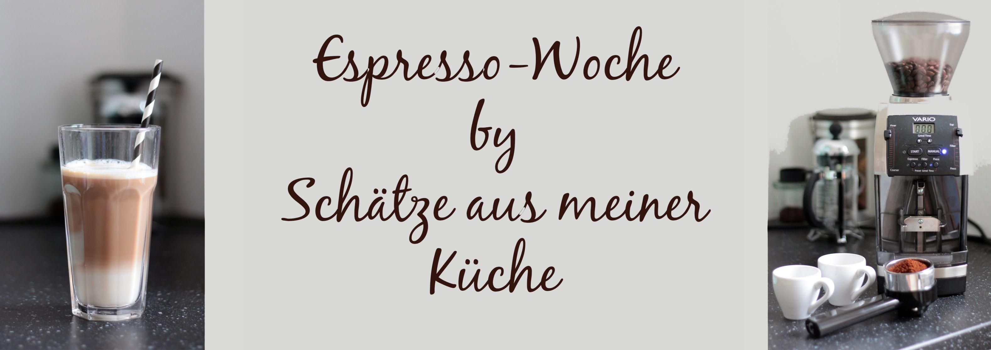 Espresso-Woche by Schätze aus meiner Küche