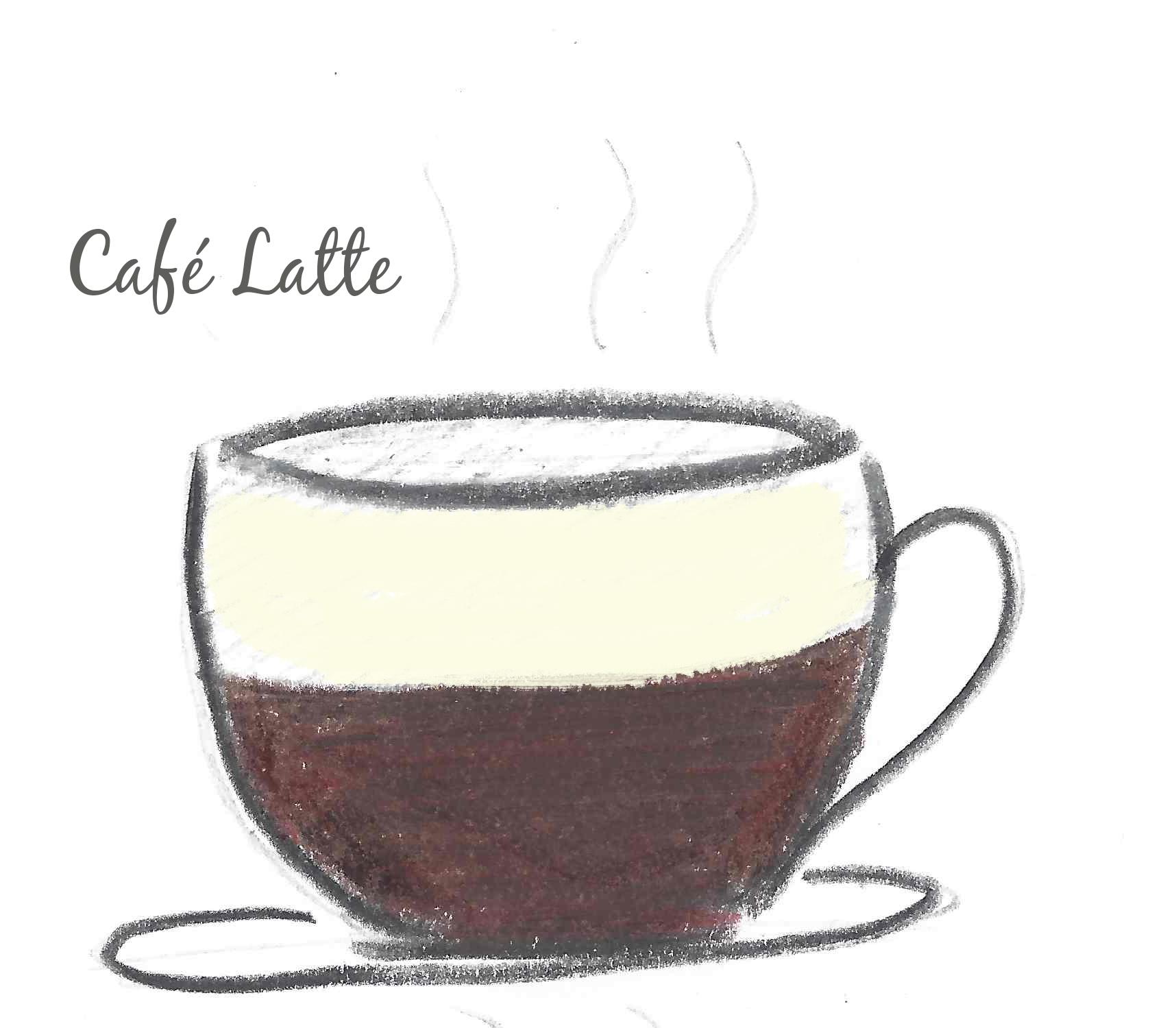 Café Latte Espresso-Woche