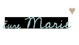 Eure Marie mit Herz
