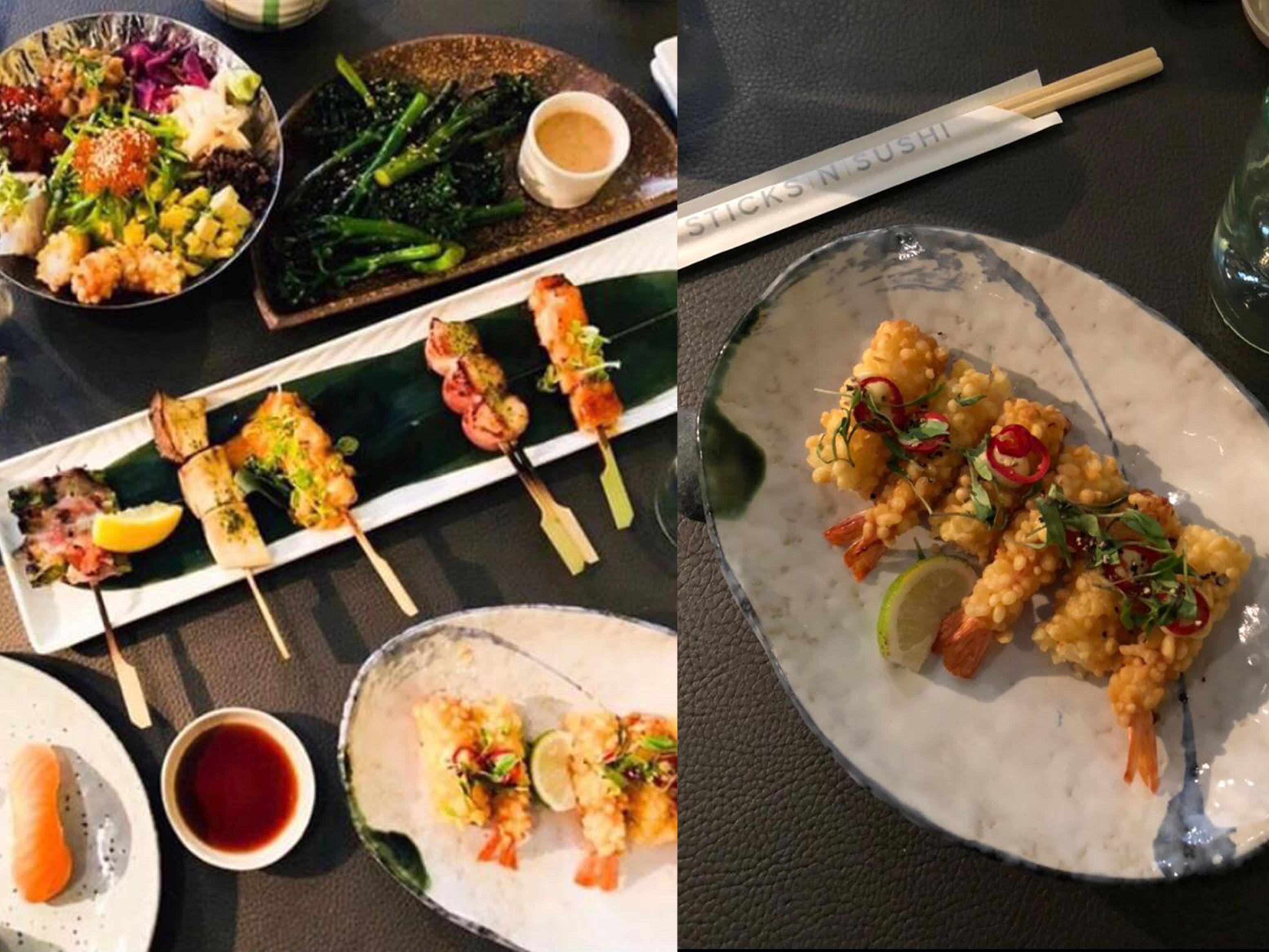 Sticks'n'Sushi Berlin Schätze aus meiner Küche Foodguide