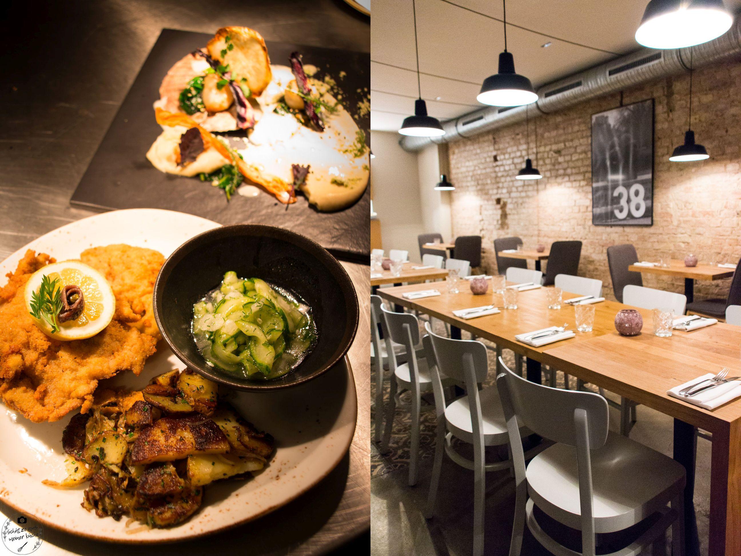 Restaurant acht&dreissig Schätze aus meiner Küche Berlin Foodguide