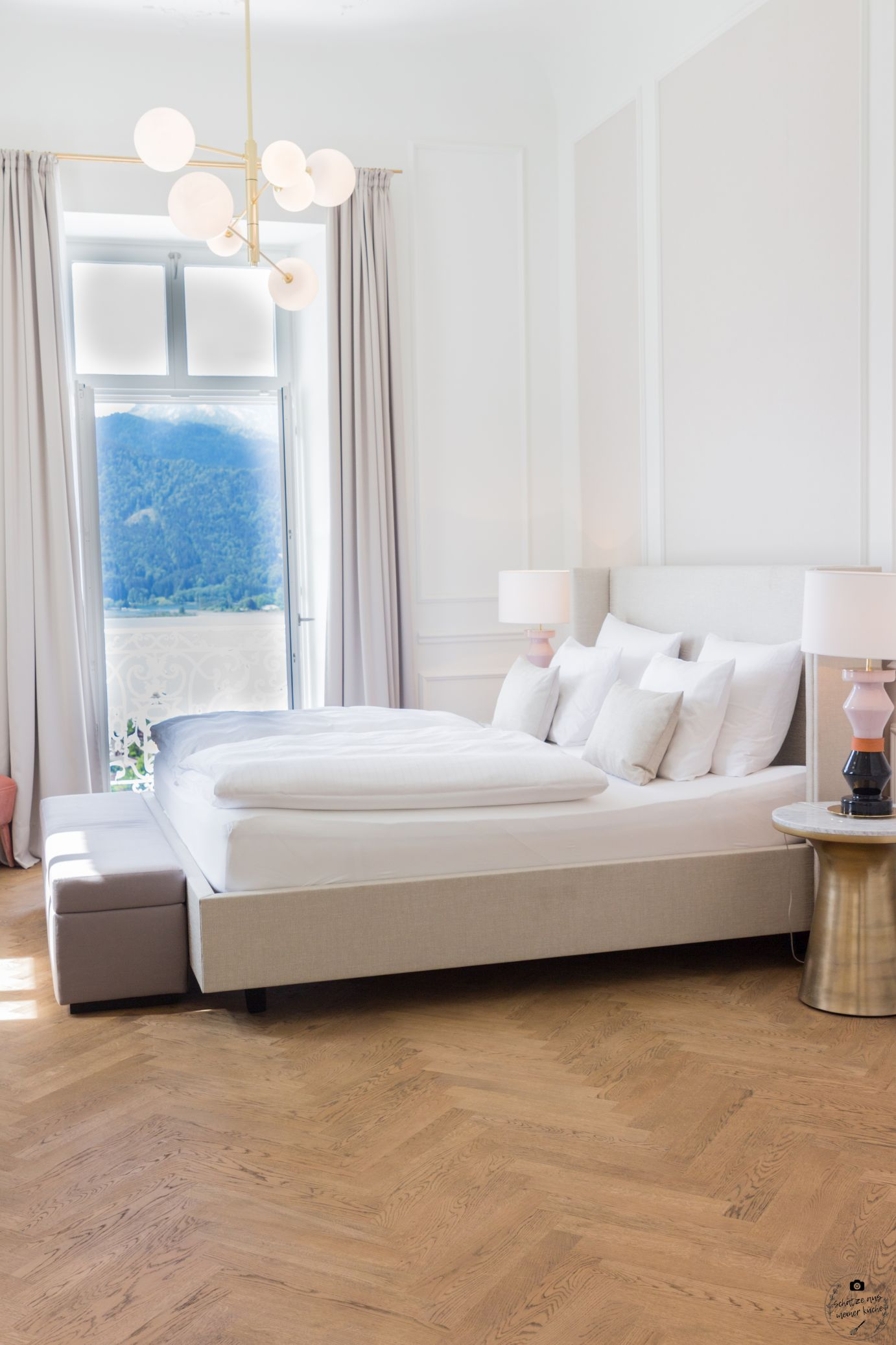 DAS TEGERNSEE Deluxe Suite Lady