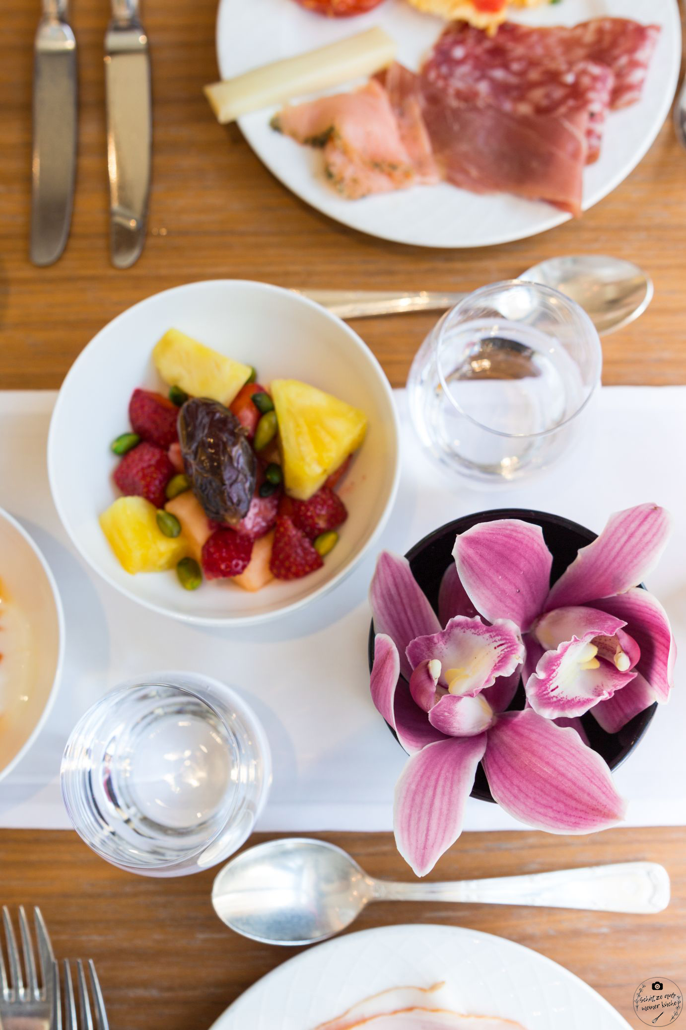 Frühstücken im Schwarzreiter