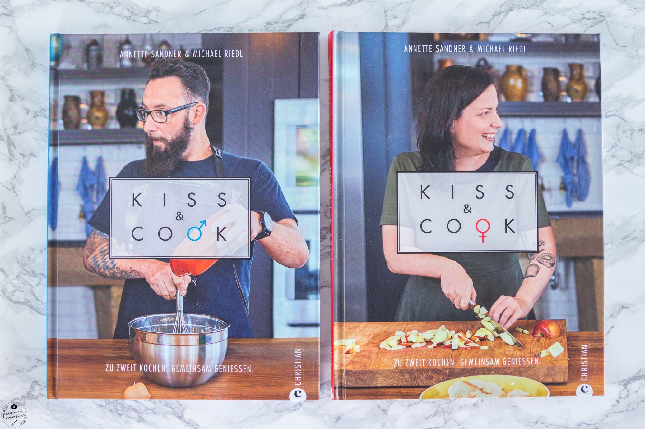 Kiss & Cook Annette Sander Christian Verlag