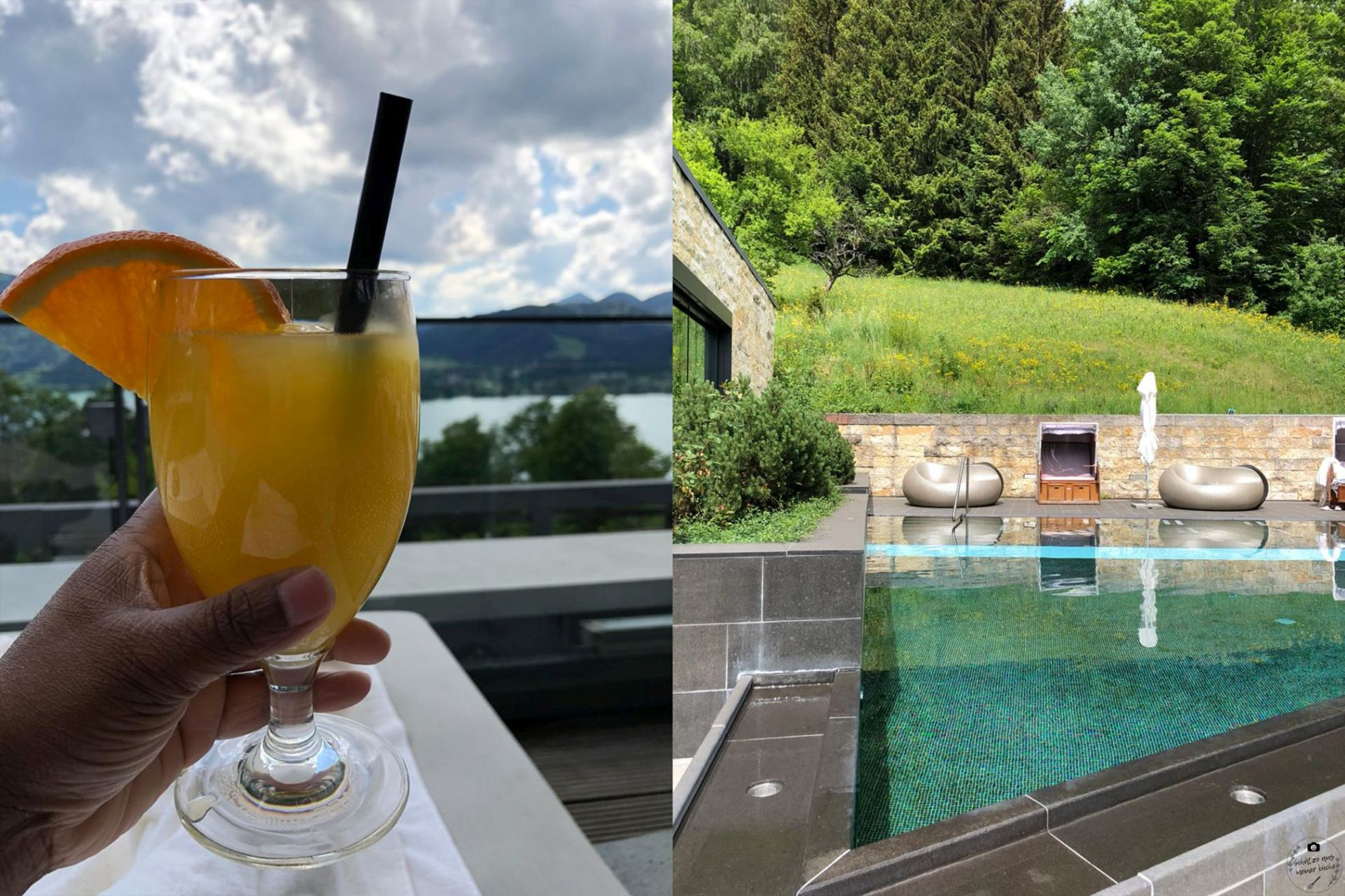 DAS TEGERNSEE Wellness Spa Pool