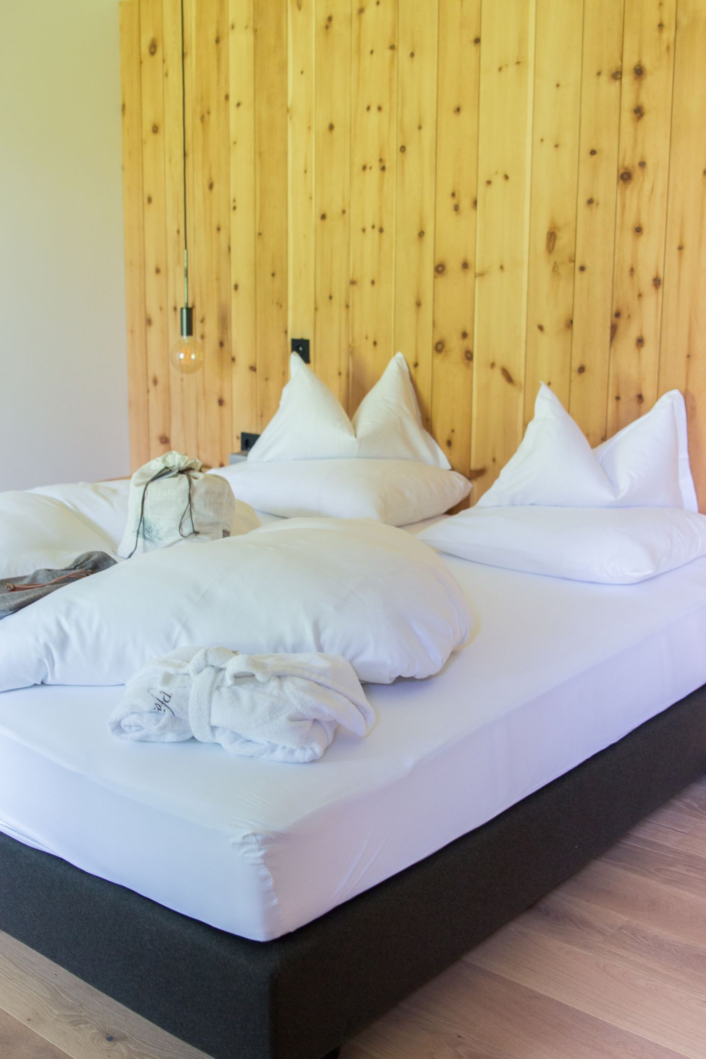 Alpina Zirben Zimmer Hotel Pfösl Schätze aus meiner Küche