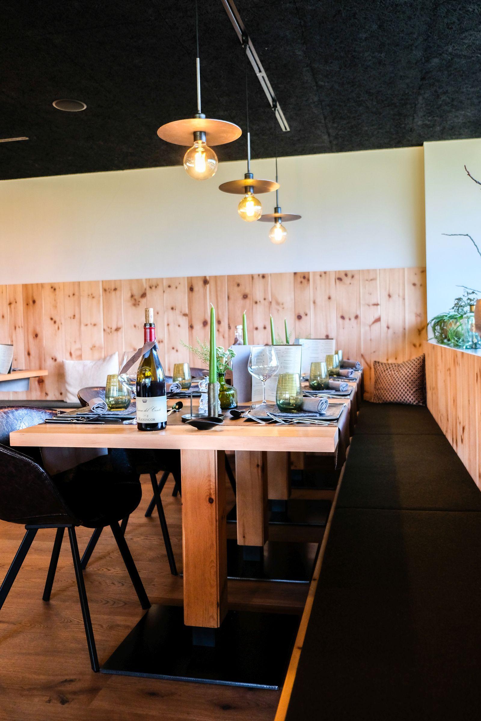 Hotel Pfösl Wein Restaurant Schätze aus meiner Küche