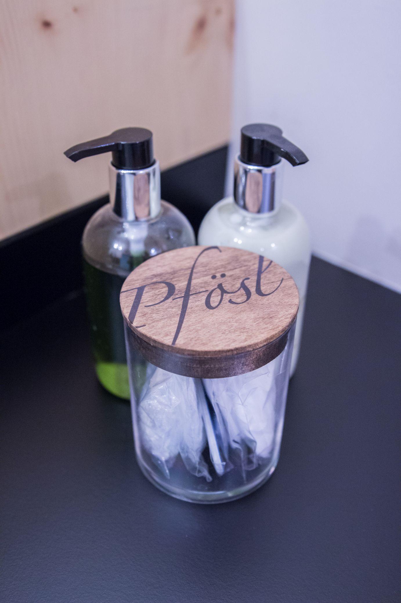 Hotel Pfösl Bad Seife Schätze aus meiner Küche