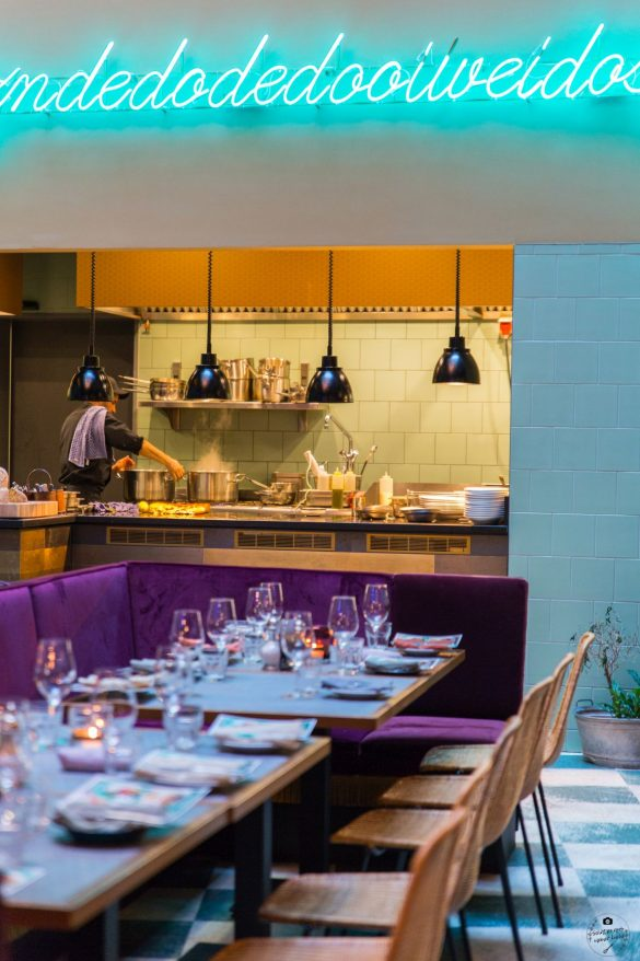 Tel Aviv Kochbuch Haya Molcho Nuriel Molcho NENI Schätze aus meiner Küche 25hours Hotel München