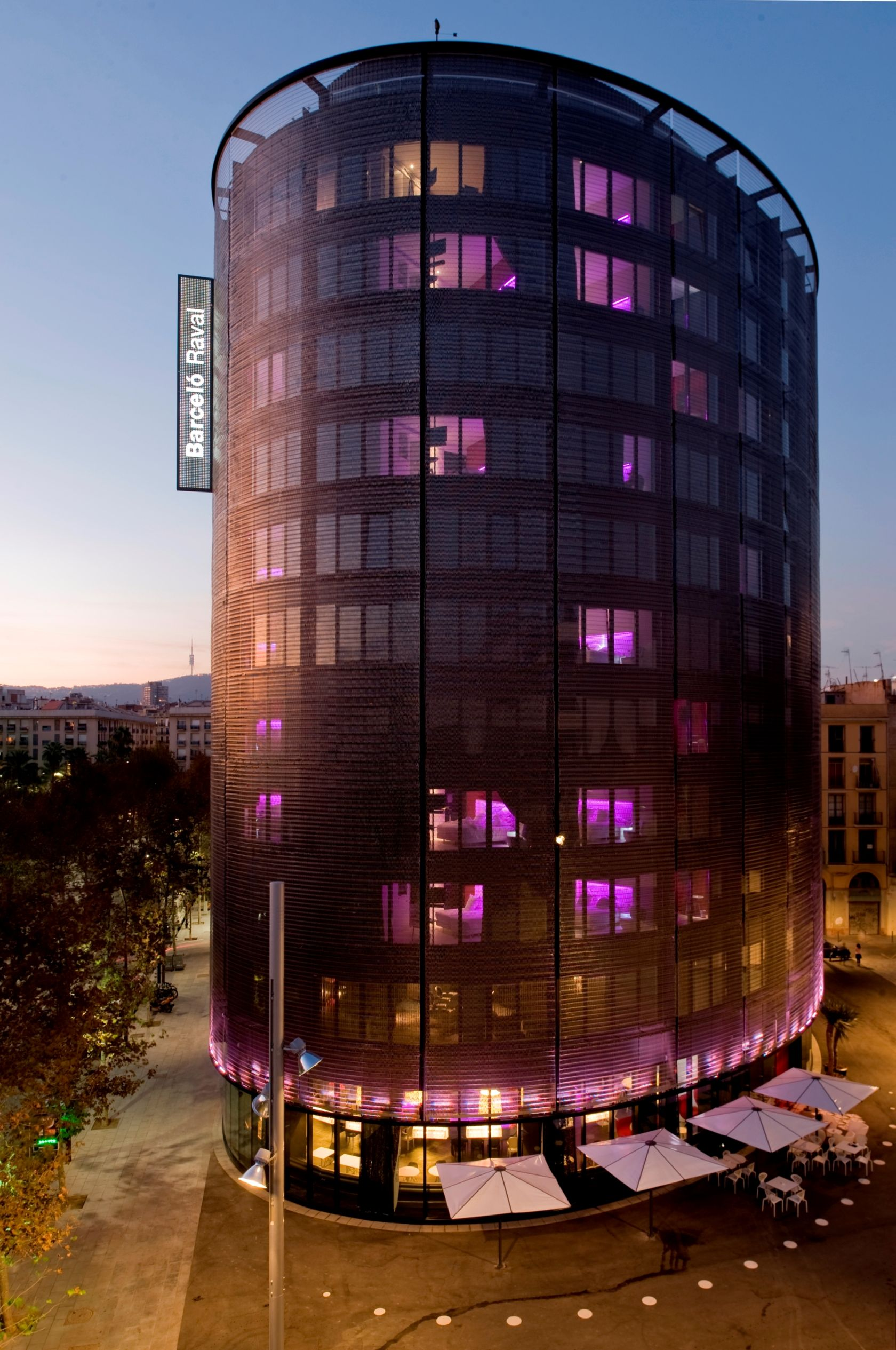 Barceló Raval Barcelona