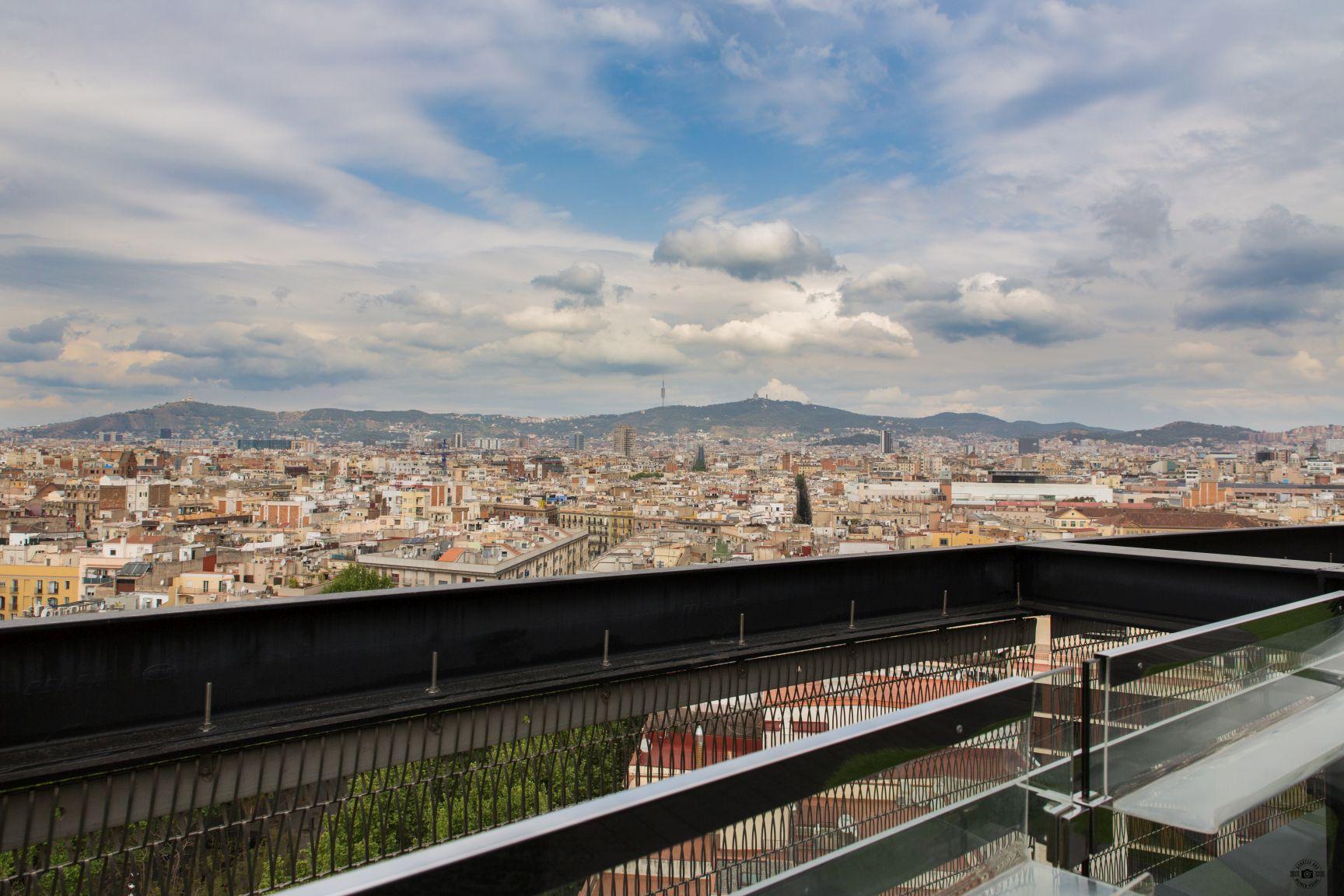 Barcelona Barceló Raval Schätze aus meiner Küche View