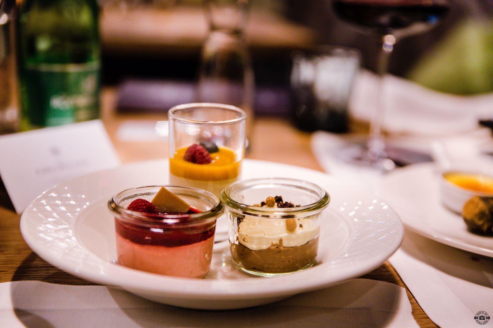 Schätze aus meiner Küche DAS EDELWEISS Salzburg Mountain Resort Dessert