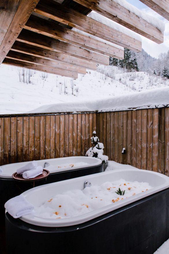 Das Designhotel Wiesergut im Winter Schätze aus meiner Küche